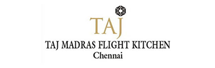 Taj Madras Flight Kitchen Logo