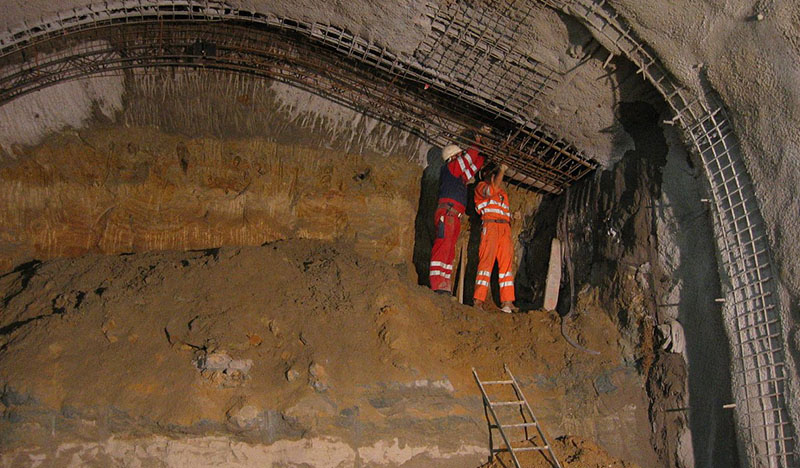 Tunnel Construction and Maintenance Indsutry
