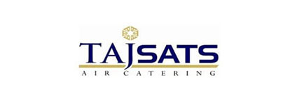 Taj Sats Air Catering Logo