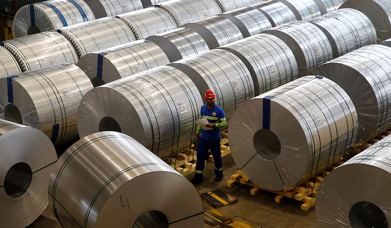 Steel and Aluminum Plant Industry