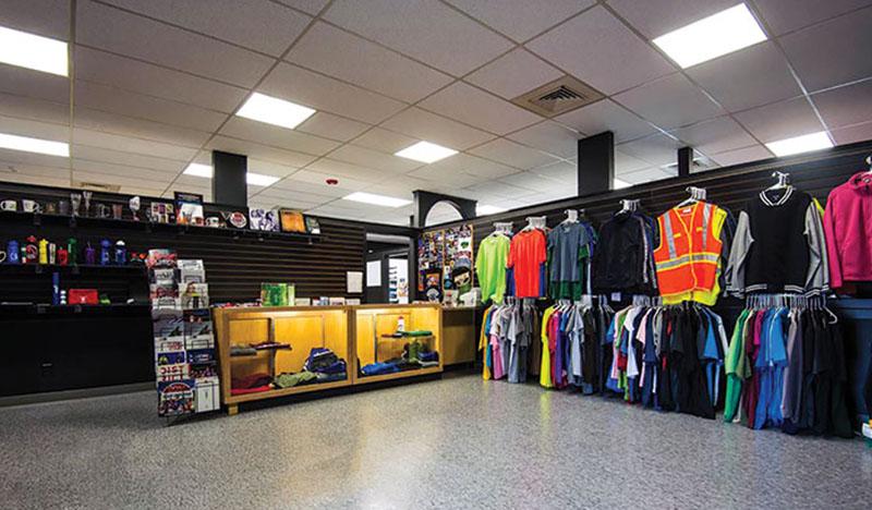Showrooms Industry