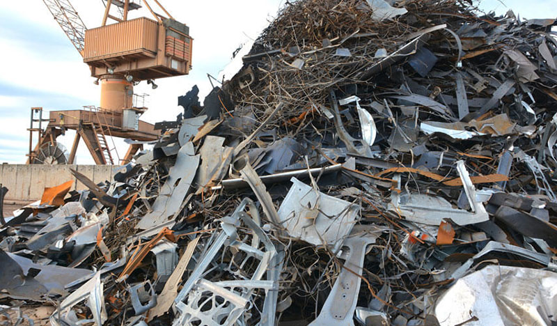 Scrap and Recycling Industry