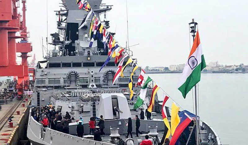 Navy Industry