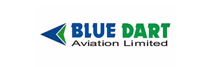 Blue Dart Aviation Limited Logo