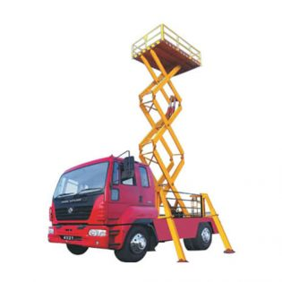 TRUCK MOUNTED MANLIFT