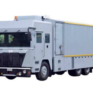 SPECIAL PURPOSE VEHICLE BULLET PROOF VEHICLE (SPV)