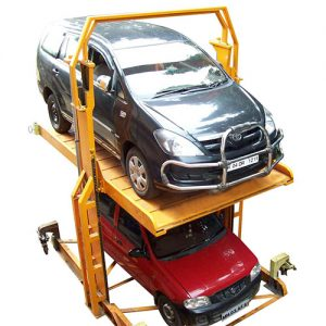 STACK PARKING CAR LIFT