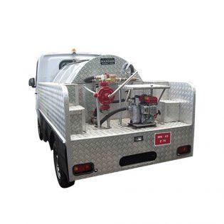 FUEL BOWSER 950 LT