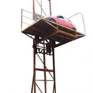 CANTILEVER CAR LIFT