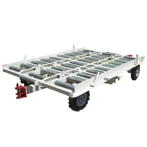 CONTAINER AND PALLET DOLLY