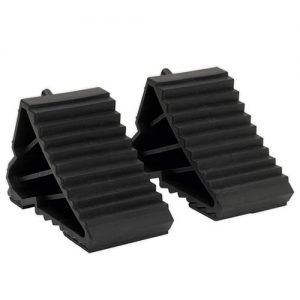 RAMPS AND WHEEL CHOCK