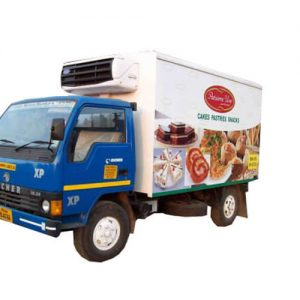 REFRIGERATED TRUCK & VAN