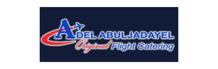 Adel Abuljadayel Flight Catering Logo
